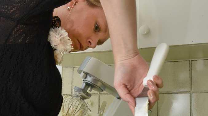 Kathryn Chapman. Photo Peter Holt / Daily Mercury