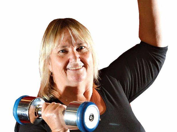 PROUD LOSER: Currimundi resident Deb Darr has lost 26kg.
