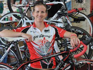 Ange Castle finishes on Ironman Australia podium