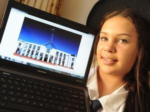 St Mary's student prepares for work experience in Parliament