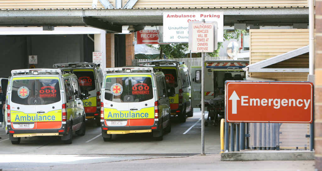 A former Ipswich hospital nurse claims she received a neck injury after lifting oxygen cylinders onto hospital beds.