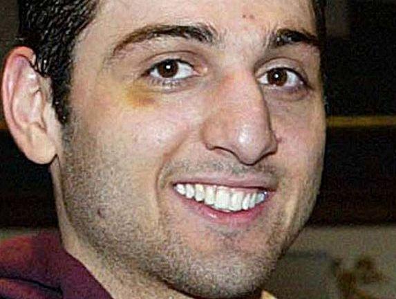 Boston Bombing suspect Tamerlan Tsarnaev