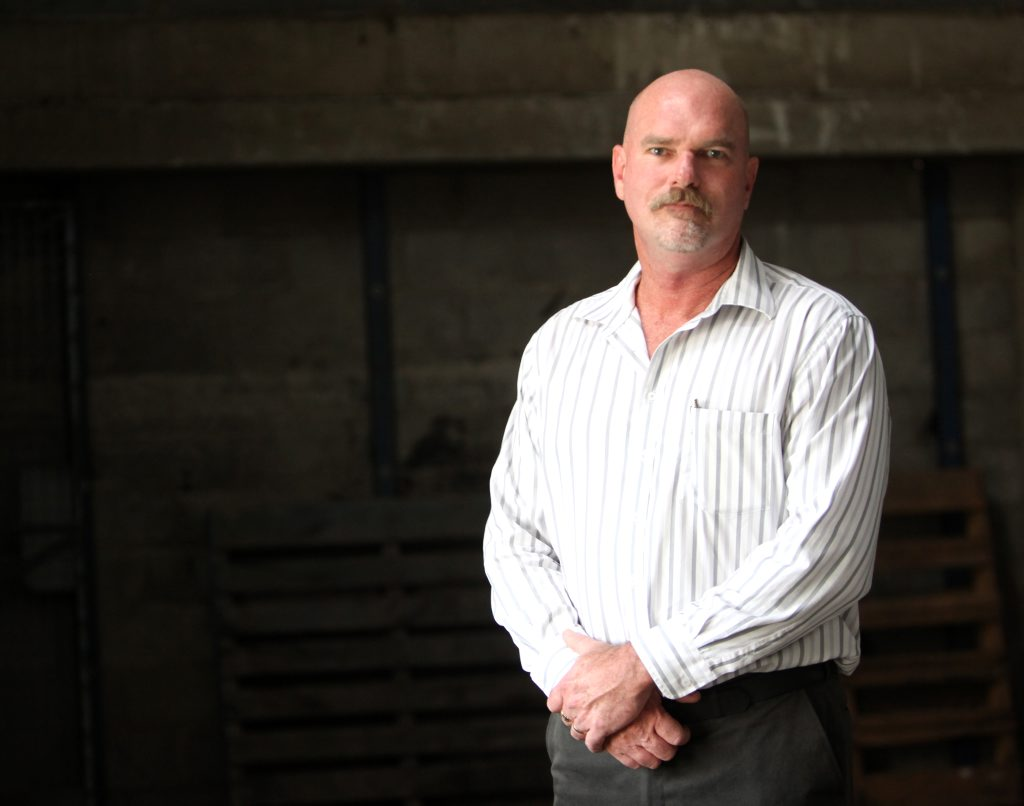 Rockhampton psychotherapist Andrew Kennedy, of Mental Health Consultancies, says he sees people stressed everyday.