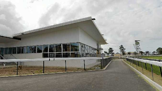 Mackay Turf Club's function centre, built as part of a major redevelopment of the racecourse.