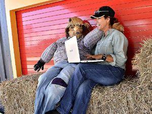 Ag show puts spotlight on future of farming