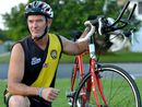 JASON O'Shannessy knows first-hand what depression feels like so he is planning a four-day bike ride to help raise awareness and funds for Beyond Blue.