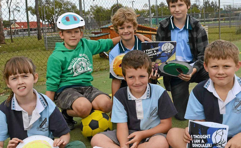 Warwick East students embrace Education Week | Warwick Daily News