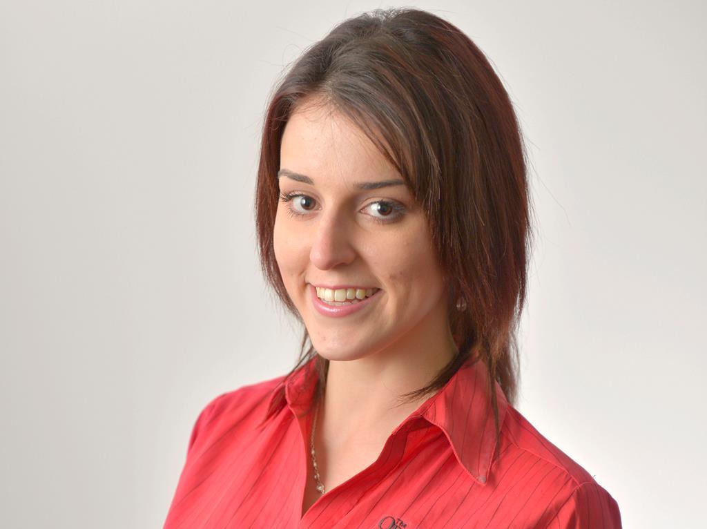 Gladstone Observer reporter Kara Irving.