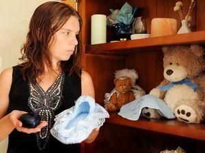 Mum's stillbirth petition knocked back but she will fight on