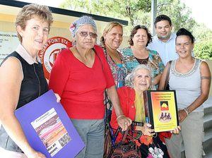 Telling story an important journey for elder Aunty Joyce
