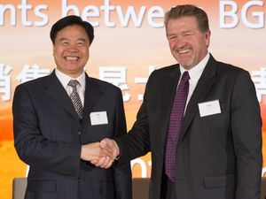 Chinese company invests additional $2b into QCLNG projects