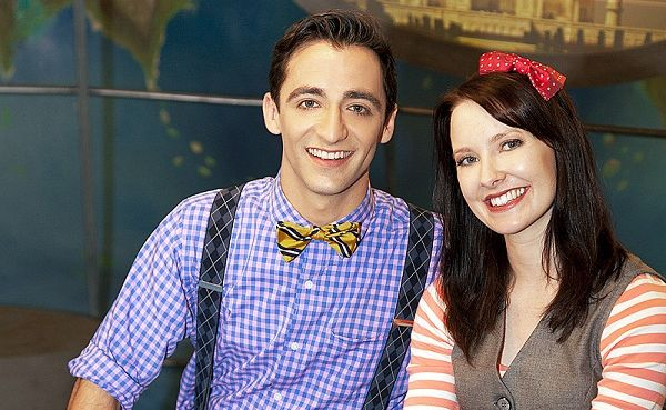 Former Chronicle journalist Matthew Backer and fellow acting buddy Paige Gardiner have landed roles as hosts of new kids television program History Hunters.