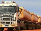 Scania's hauler put to the test