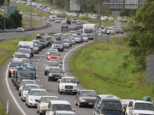 A Bruce Highway upgrade, between the Sunshine Coast and Brisbane, has been virutally ruled out of the budget.
