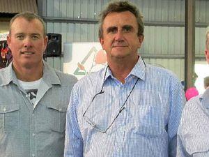 Manure helps crop yield