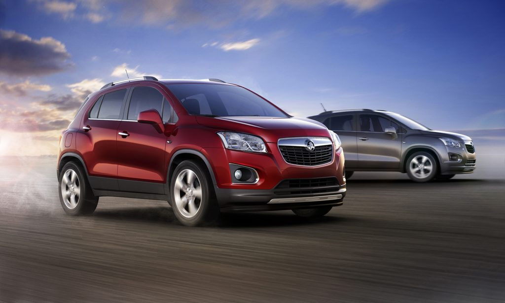 The Holden Trax.