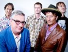 Mental as Anything will play Maryborough's Rise and Shine flood relief concert.