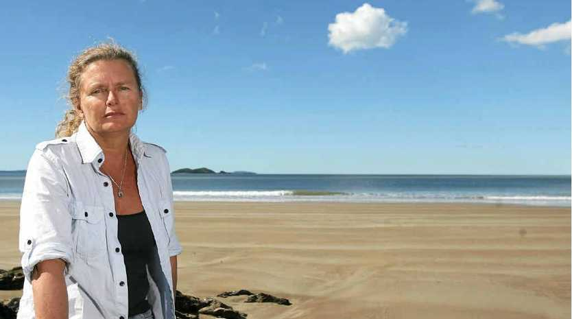 Ginny Gerlach will head to Switzerland this Sunday to urge Glencore-Xstrata to drop it's plans for a coal terminal at Balaclava Island.