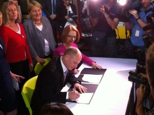 Qld joins other states in support of Gillard Govt's NDIS