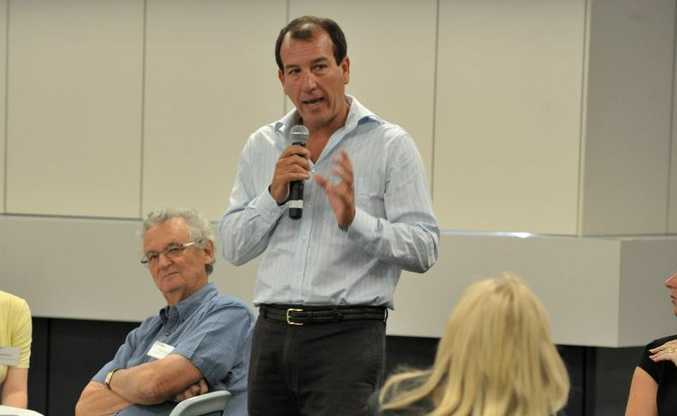 Fisher MP Mal Brough.