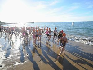 Go Kids Triathlon - Hervey Bay