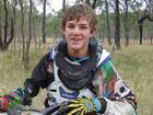 Endurance bike rider Thomas Hohn at Marlborough will be competing in an enduro event in Central Australia with support from his local club. Photo supplied