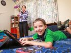 Nambour Mum, Billie Colbran, is upset with iTunes after her son Malakhai, 6, was able to rack up a $1000 bill through an iPad game.
