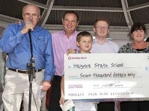 Haigslea is the big winner