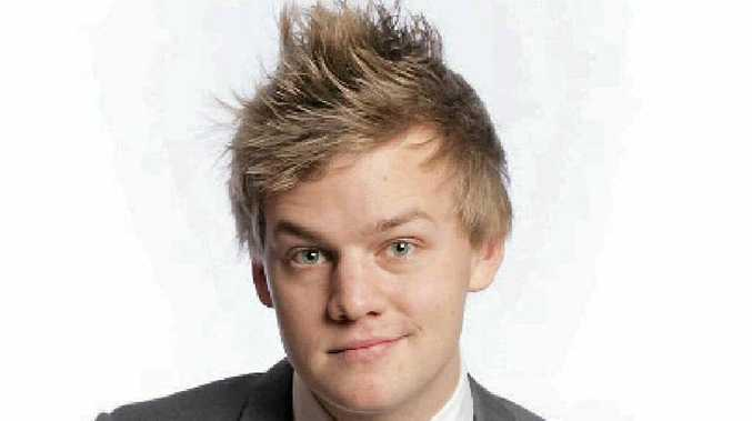 Perth comedian Joel Creasey will be performing at the Melbourne International Comedy Festival Roadshow in Mackay on Saturday at the MECC.
