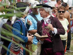 Captain Cook festival celebrates country's rich history