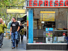 Pellegrini's Espresso Bar is part of Melbourne's expanding coffee-house scene.