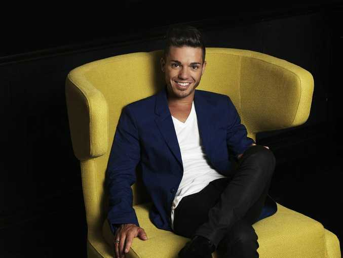 Anthony Callea released his album Thirty on April 26, 2013.