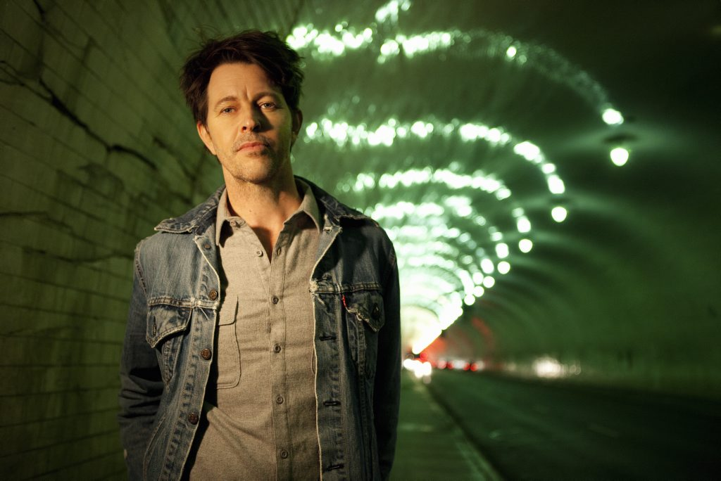 Bernard Fanning is coming to Nambour in July.