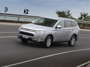 Road test: Mitsubishi Outlander is a handy family hauler