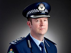 Former Rocky cop appointed to new top role in QLD Police