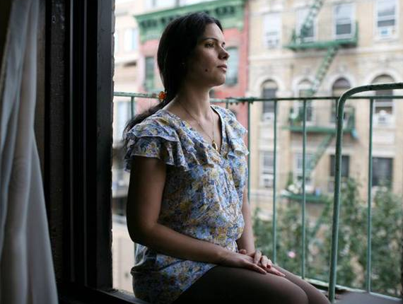 Nour al-Khal, an Iraqi living in New York City.