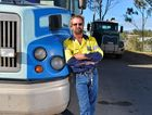 Truckie Dave Marsh says the Bruce Hwy should be a priority in the upcoming federal budget.