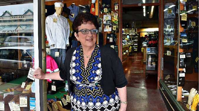 Managing partner of P Comino & Sons Vassie Comino was just nine when she started work at the Sydney St store established by her grandfather in 1932.