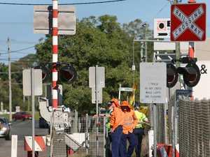Warning to drivers as racing motorists damage boom gates