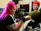 """""""Good tattoos aren't cheap and cheap tattoos aren't good"""""""