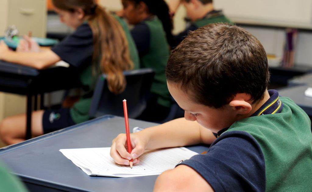 NAPLAN starts this week for 245,000 Queensland kids.