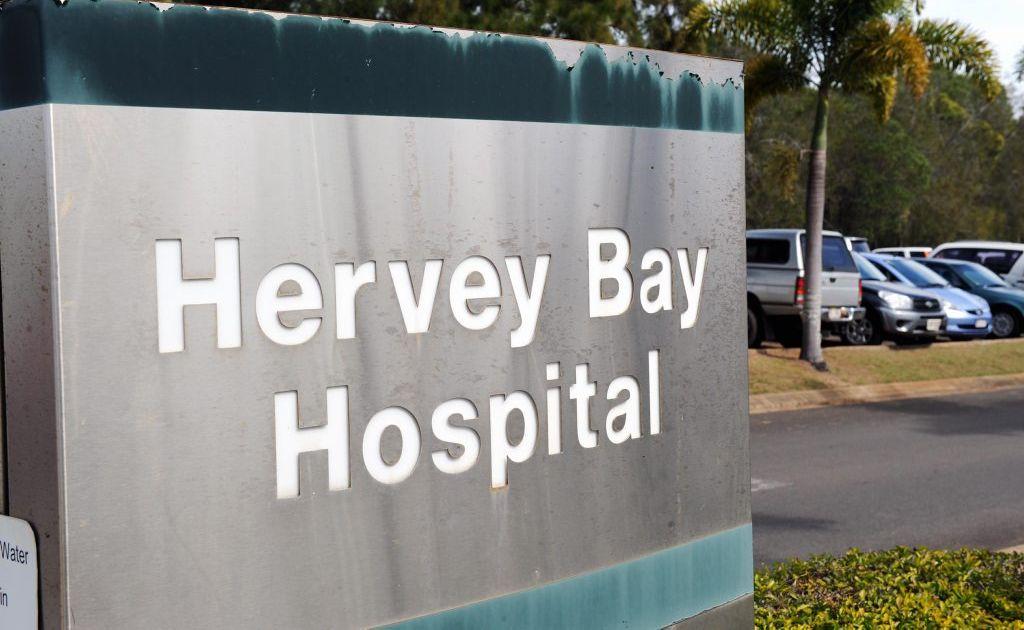Hervey Bay Hospital.