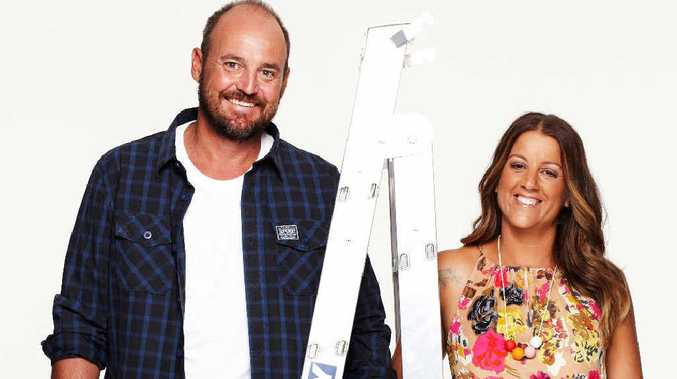 Mark 'Johnno' Johnson and Katrina 'Trixie' Johnson want to bring security back to the lives of their children by winning The Block.