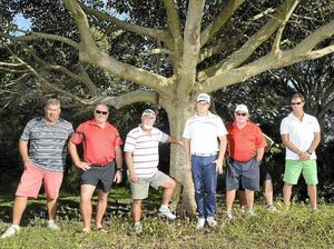 Theft of tribute to a lost mate hits golfing friends hard