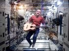 First music video in space is a real Space Oddity