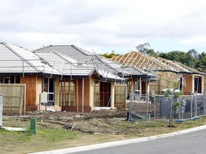 Home building industry 'is still struggling'