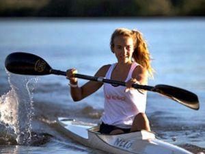 Smooth paddling as kayakers make Aussie team