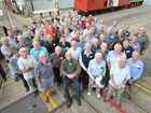 Tradesmen recall good times at Railway Workshops