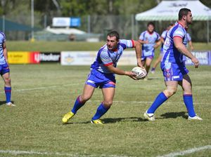47th Battalion Rugby League: Rockhampton vs Toowoomba