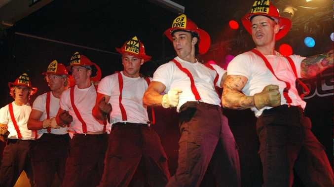 The Sydney Hotshots are sure to get guests steamed up at their Funtasia Show at the Carriers on May 24.